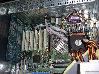 ミスミのPC「BBC-AREM4M6D」(6PCIスロット)のリアルタイム性能評価1