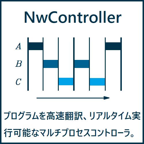 マルチプロセスコントローラ NwControllerの説明