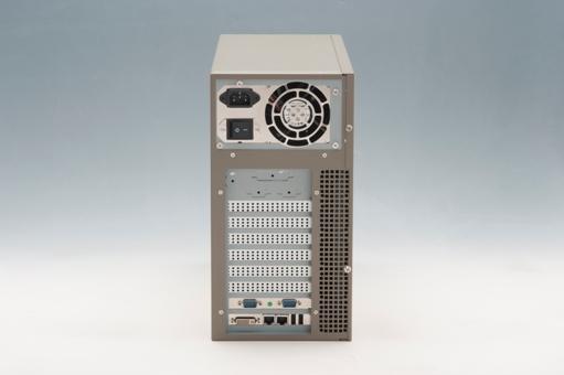 産業用パソコンベースモーションコントローラ小型システム用