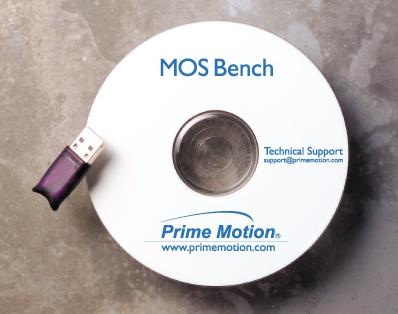 プログラム開発環境MOS Bench