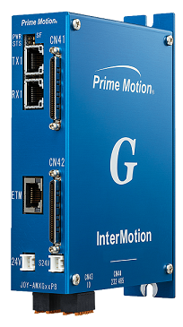モーションコントローラ新製品 JOY-AMXGxxP8シリーズ パルス列とRTEXでモータ制御